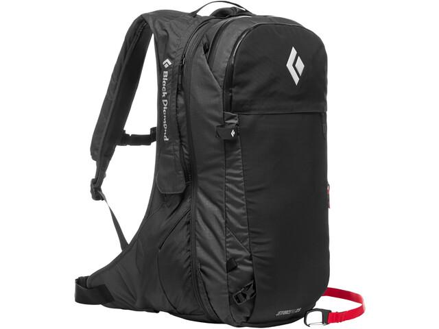 Black Diamond JetForce Pro Plecak lawinowy 25l, black